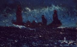 """"""" Casamance """" - Huile 1998"""