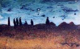 """"""" Corsica"""" - Huile 1998"""