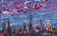 Huile Paysage - 24 x 16 - 2016 - 8