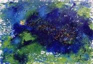 """"""" Petite Sorcière """" - Huile 1999"""